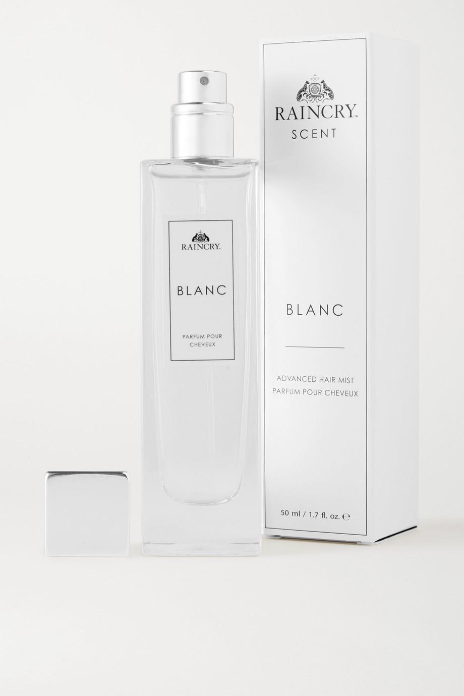 RAINCRY Advanced Hair Mist Blanc - Fleur du Serenity, 50ml