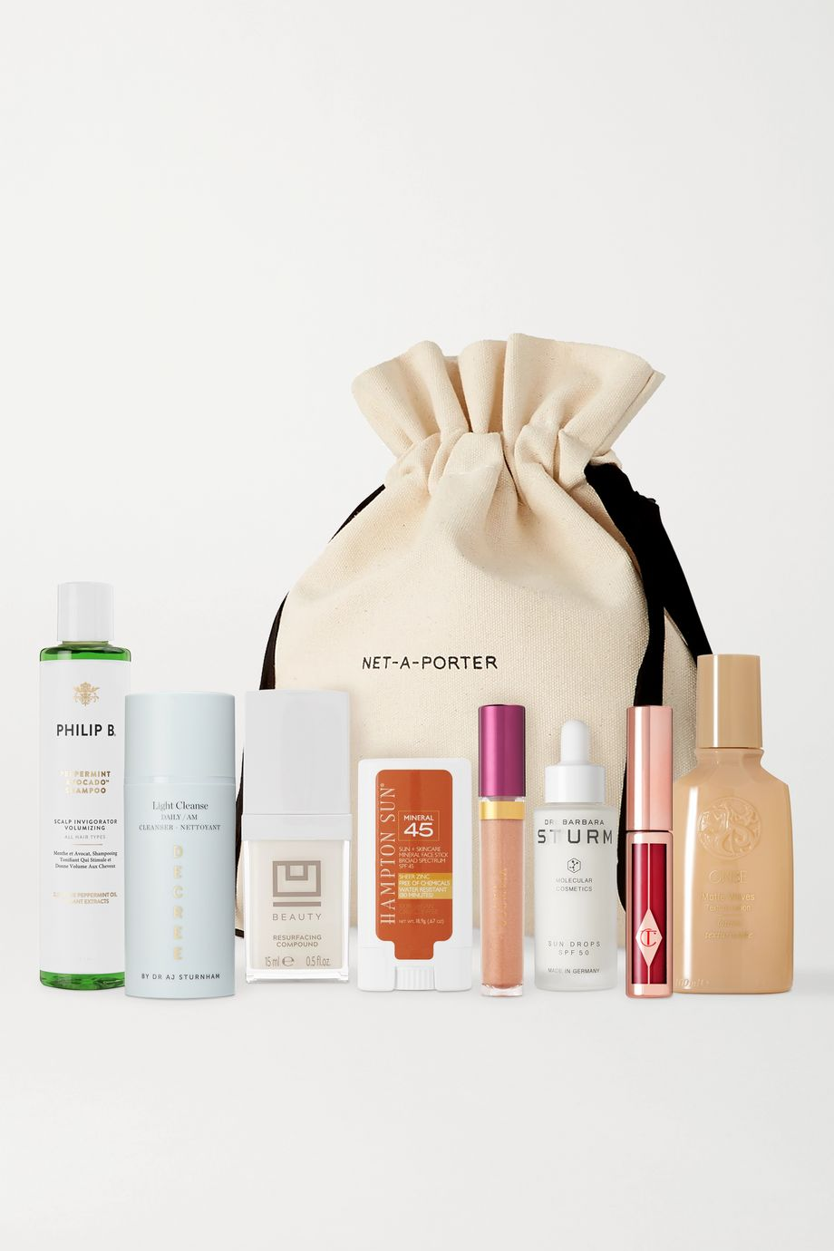 NET-A-PORTER City Essentials Beauty Kit – Geschenkset