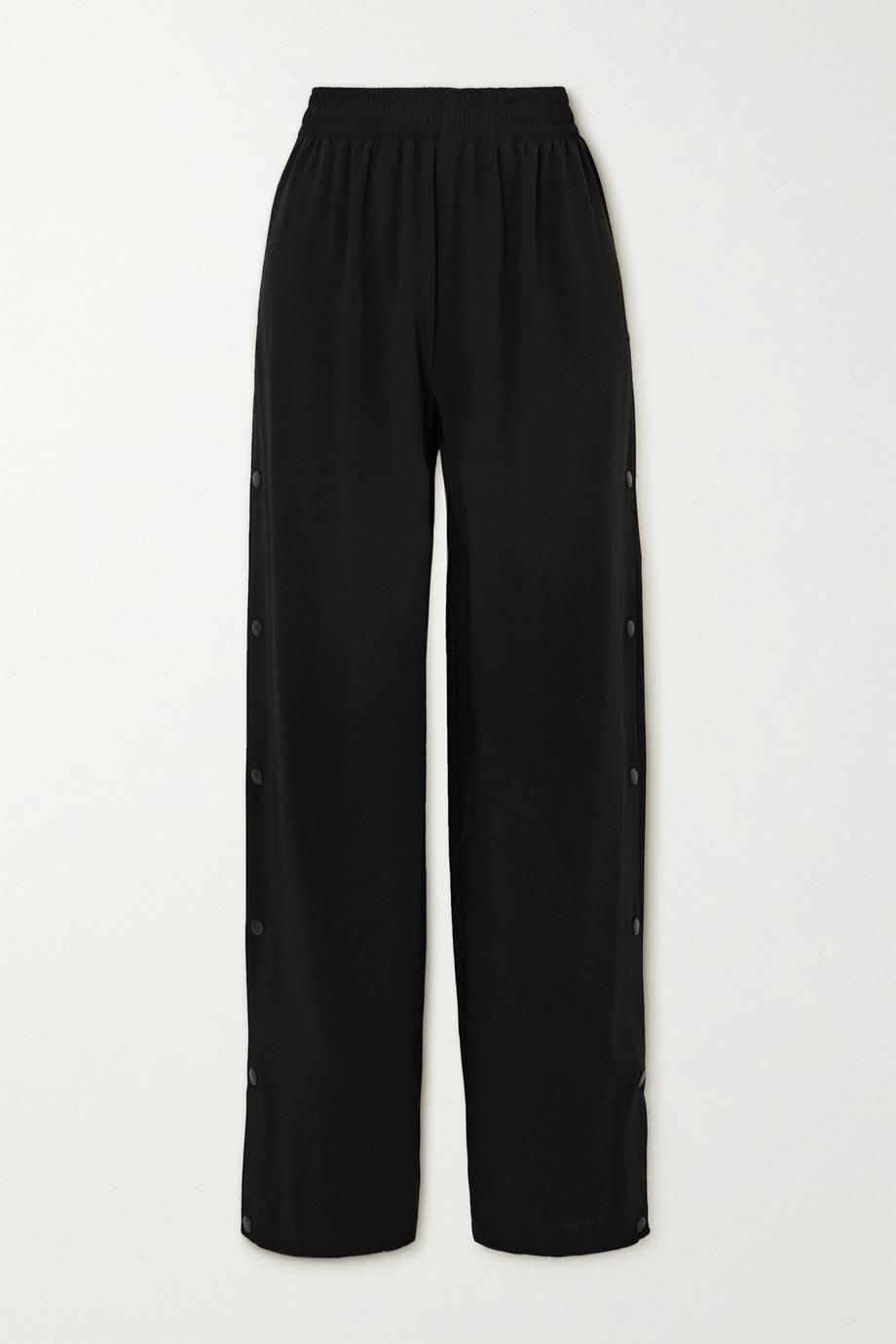 Balenciaga Crepe track pants