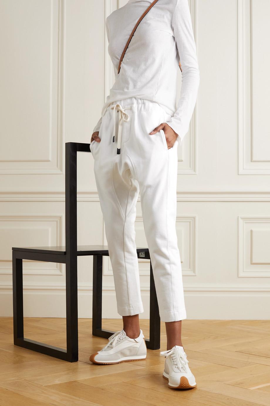 Bassike Pantalon de survêtement en coton biologique - NET SUSTAIN