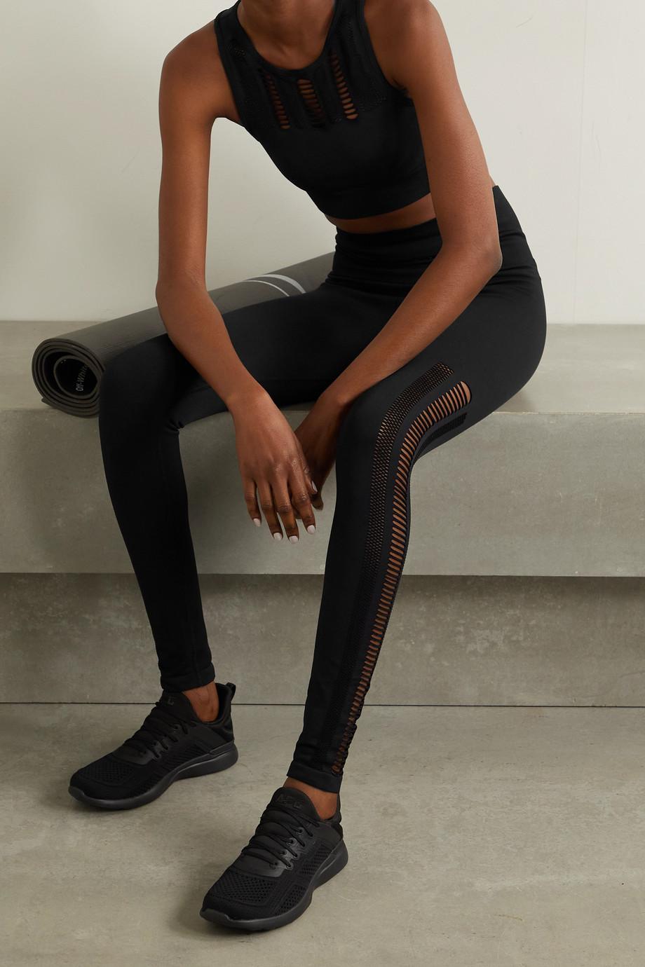 Koral Excel cutout stretch leggings