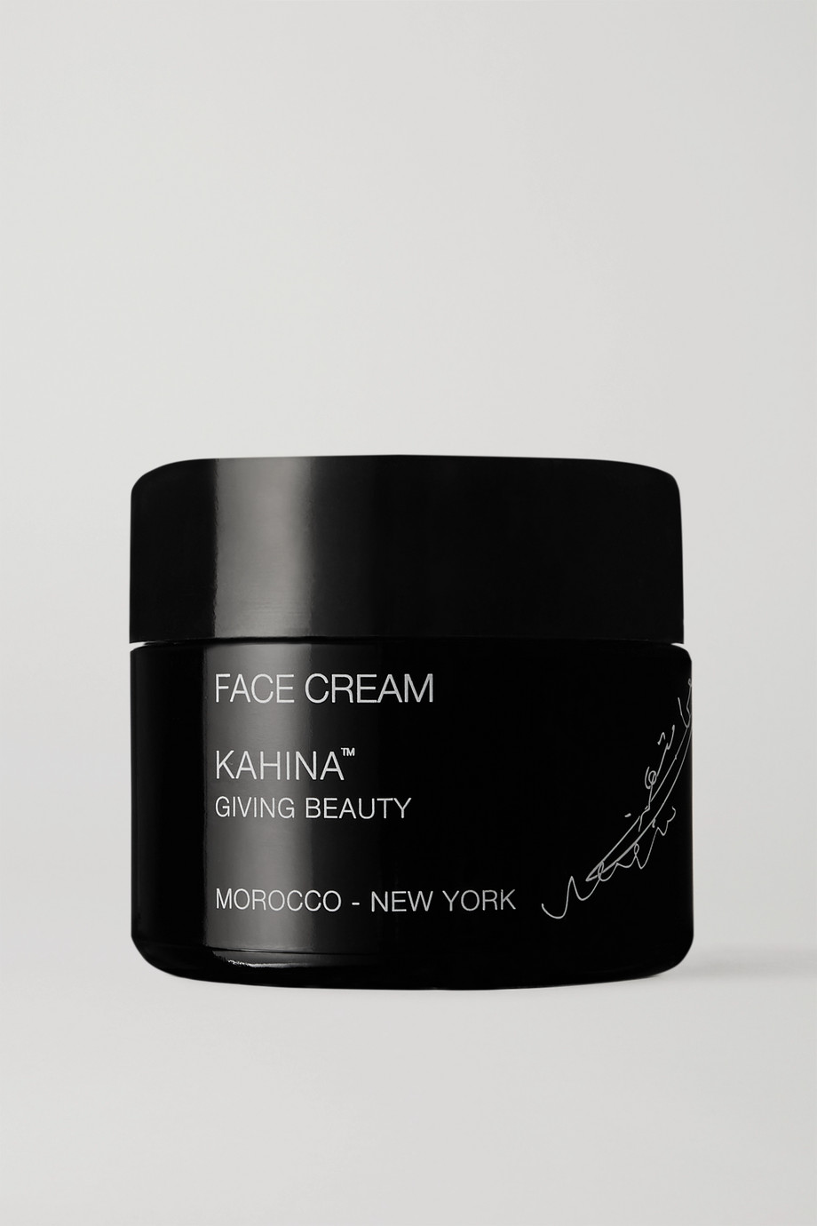 Kahina Giving Beauty + NET SUSTAIN Face Cream, 50ml