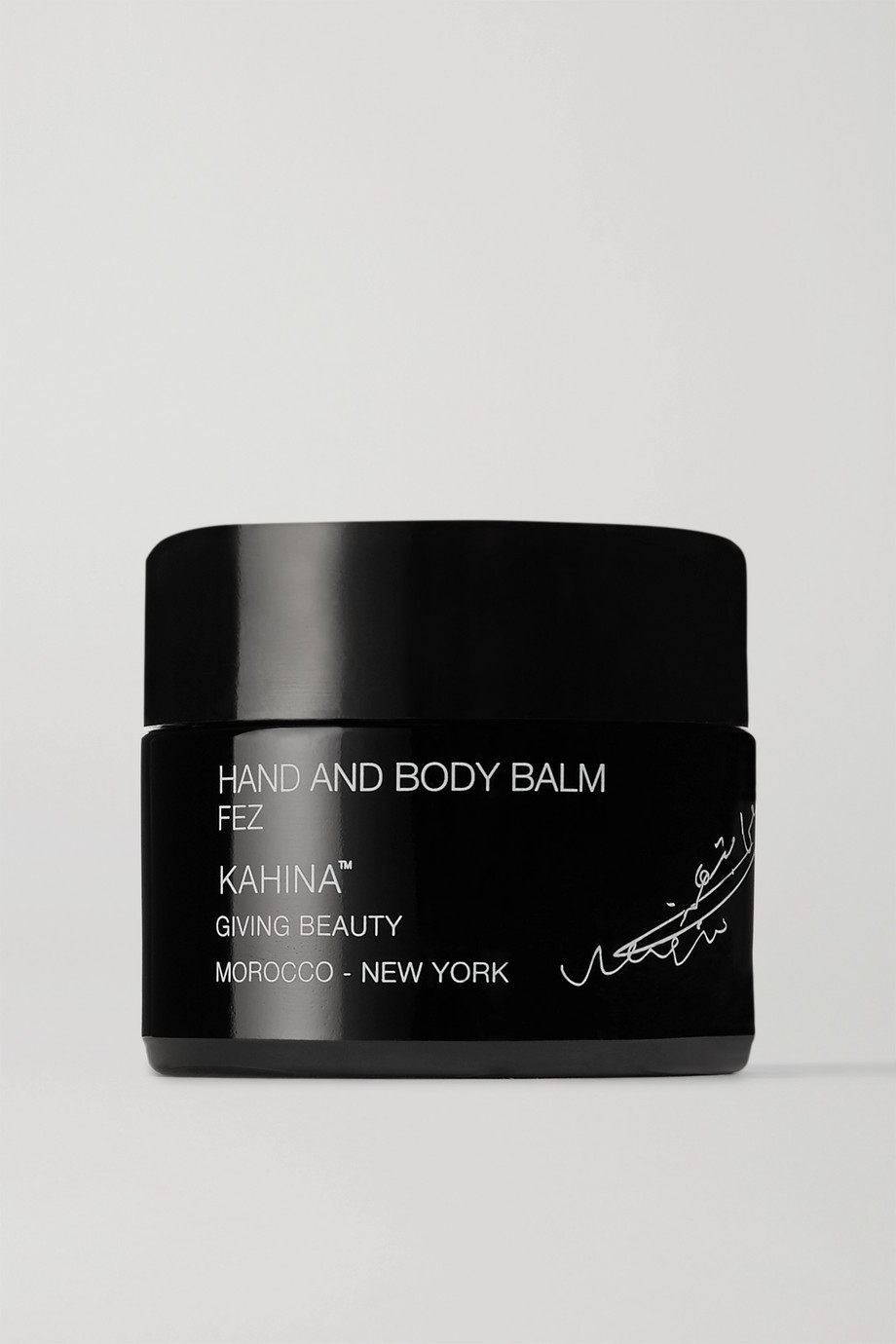 Kahina Giving Beauty + NET SUSTAIN Fez Hand & Body Balm, 28g