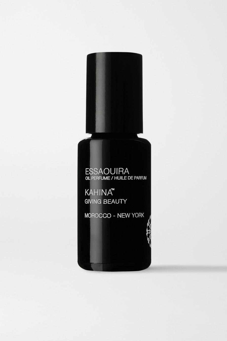 Kahina Giving Beauty + NET SUSTAIN Essaouira Perfume Oil, 15ml