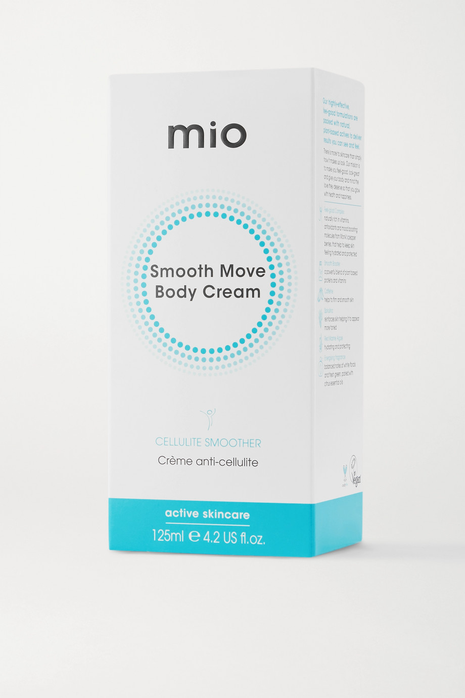 Mio Smooth Move Body Cream, 125ml