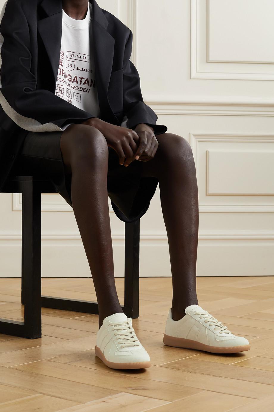 Maison Margiela Replica canvas sneakers