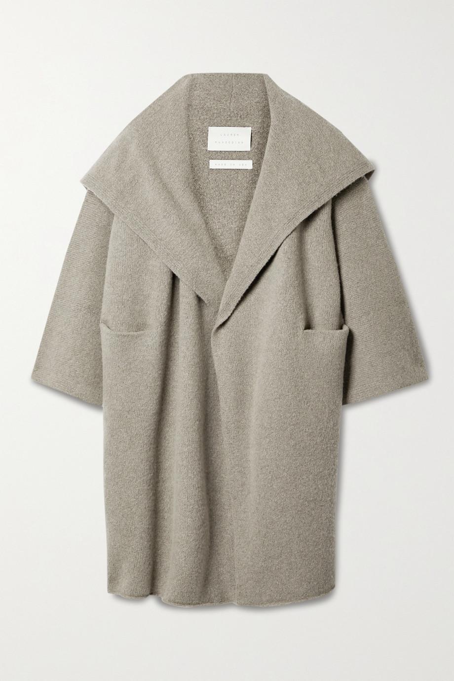 Lauren Manoogian Cashmere-blend coat