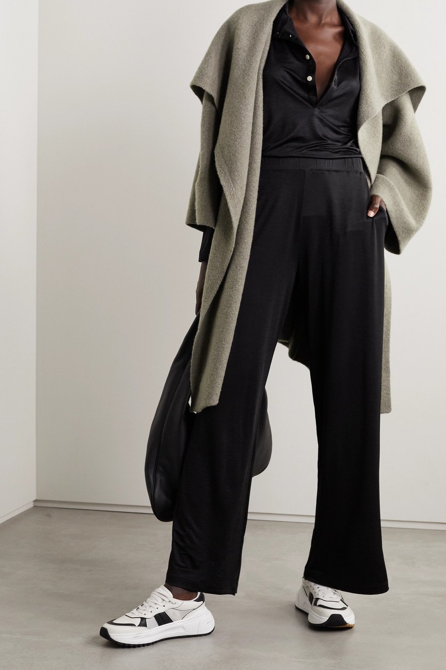 Lauren Manoogian Mantel aus einer Kaschmirmischung