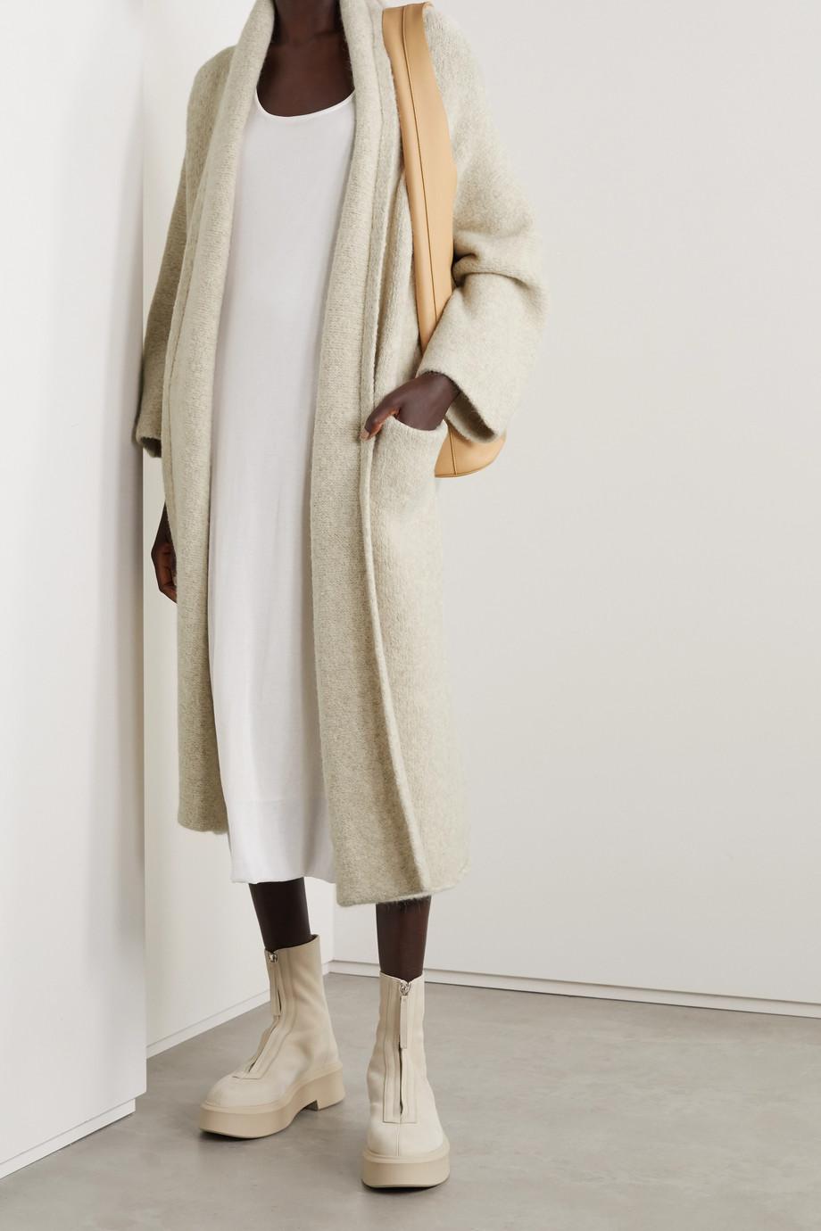 Lauren Manoogian Alpaca-blend cardigan