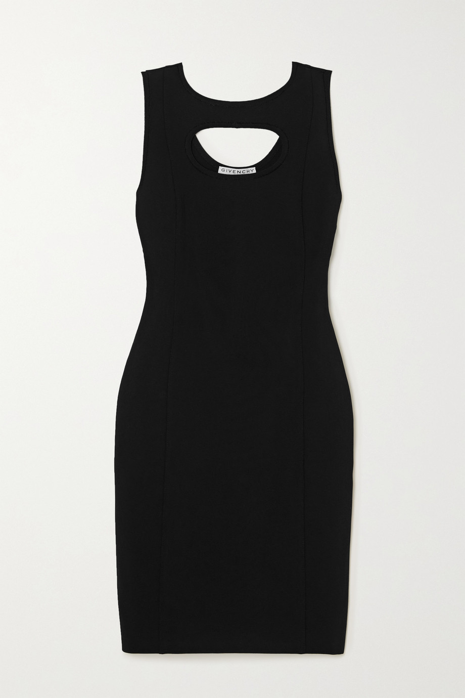 Givenchy Cutout stretch-crepe dress