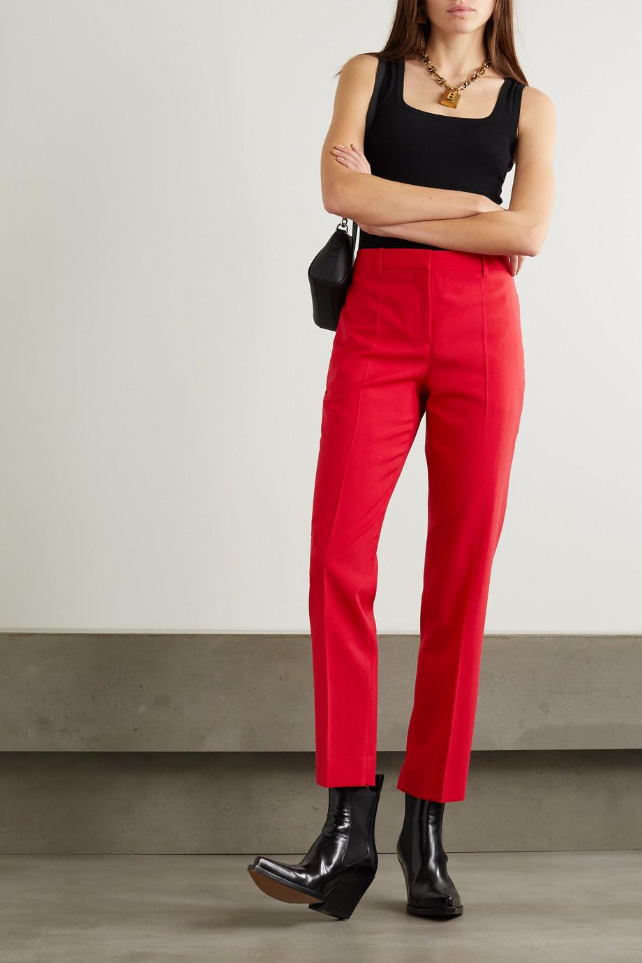 Givenchy Wool slim-leg pants