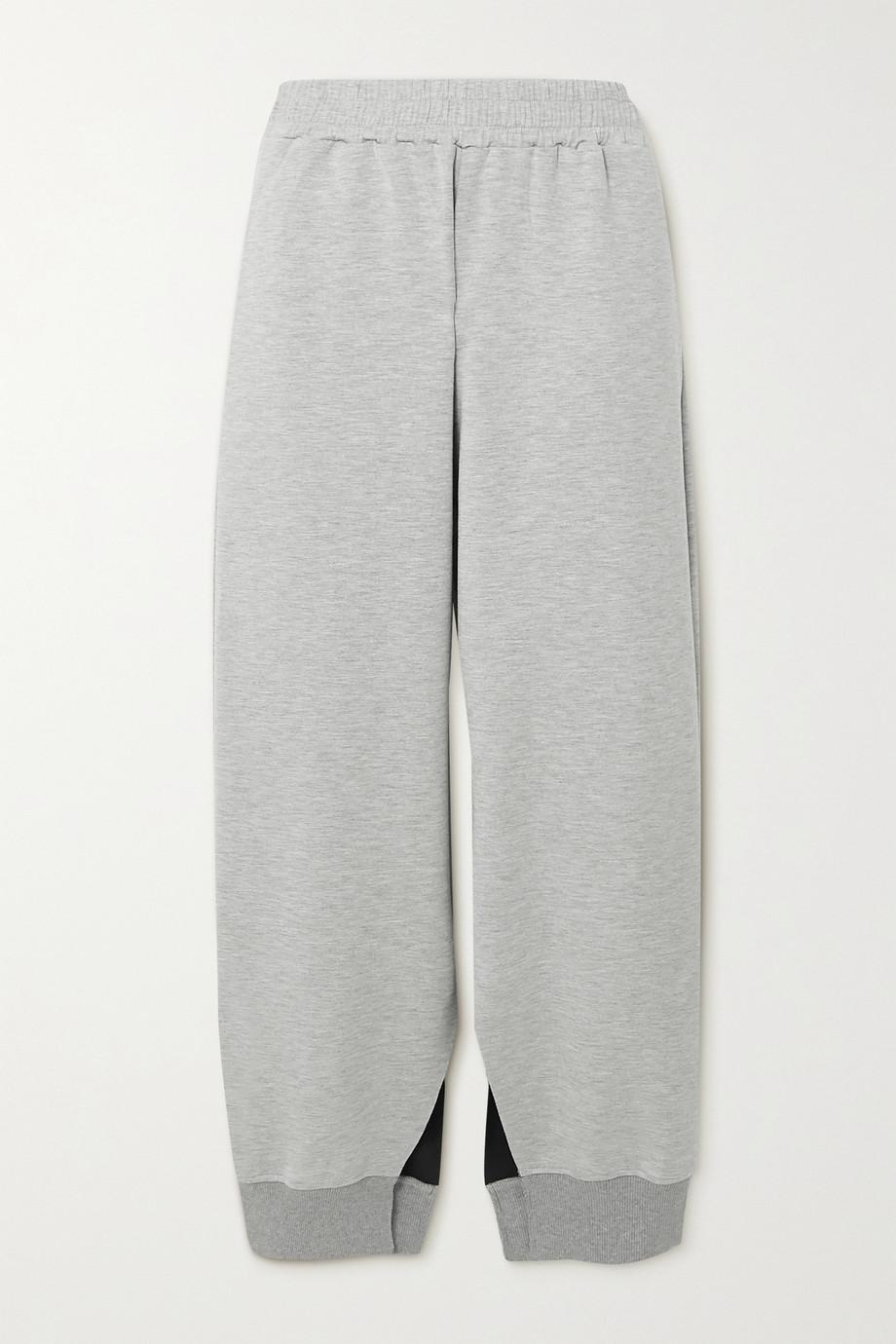 MM6 Maison Margiela 混色平纹布休闲裤