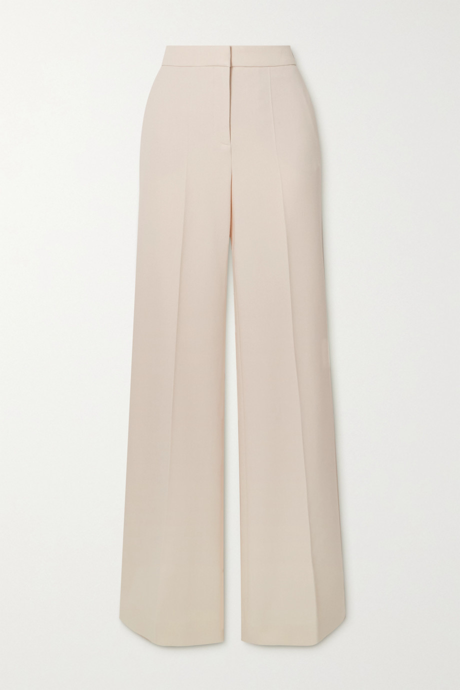 Victoria, Victoria Beckham Crepe wide-leg pants