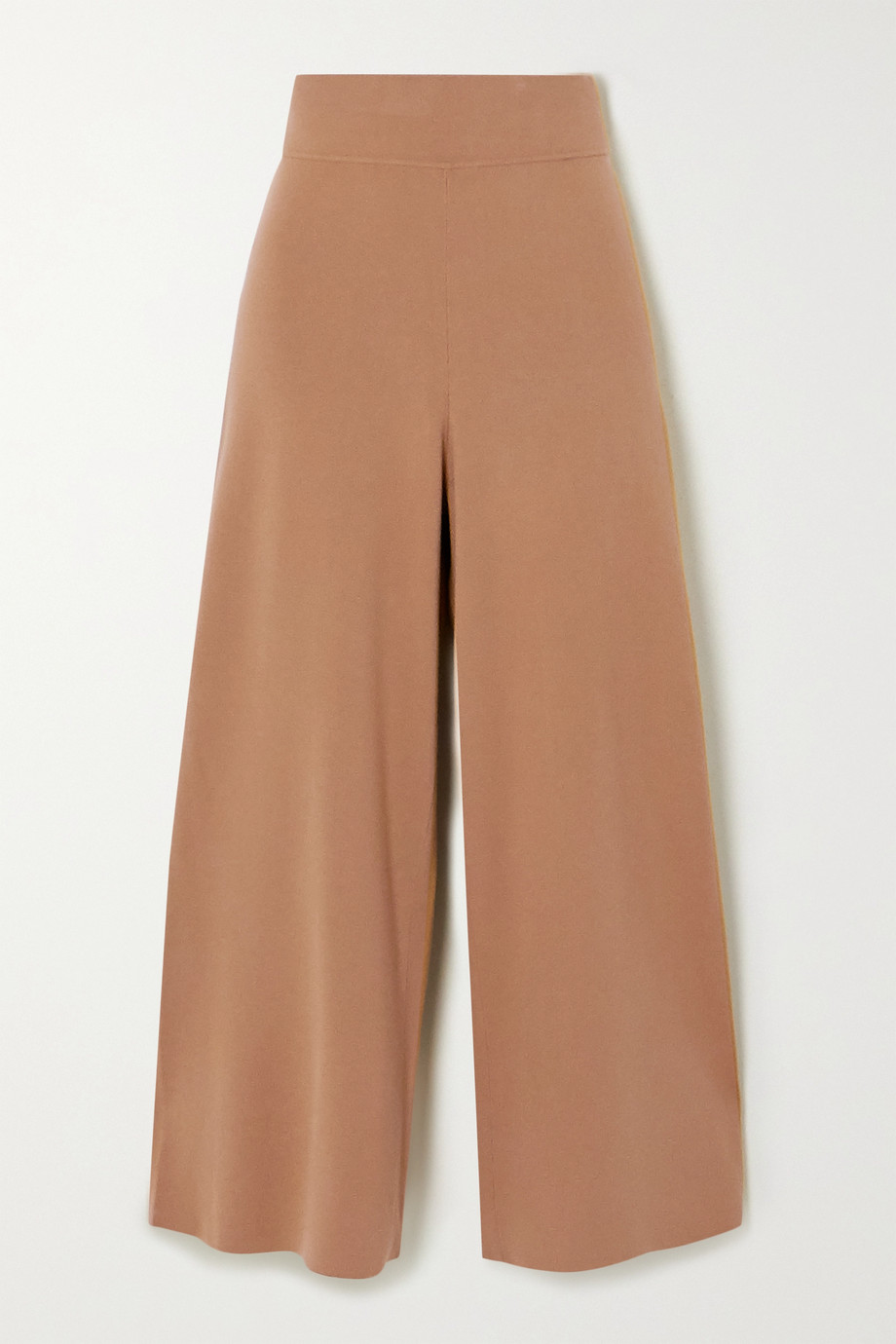 A.L.C. Mateo cropped knitted wide-leg pants