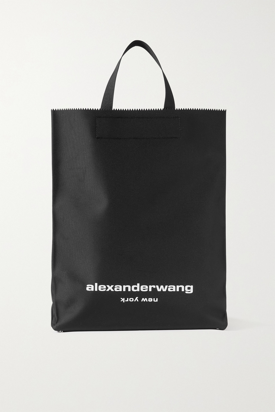 Alexander Wang Lunch Bag printed nylon tote