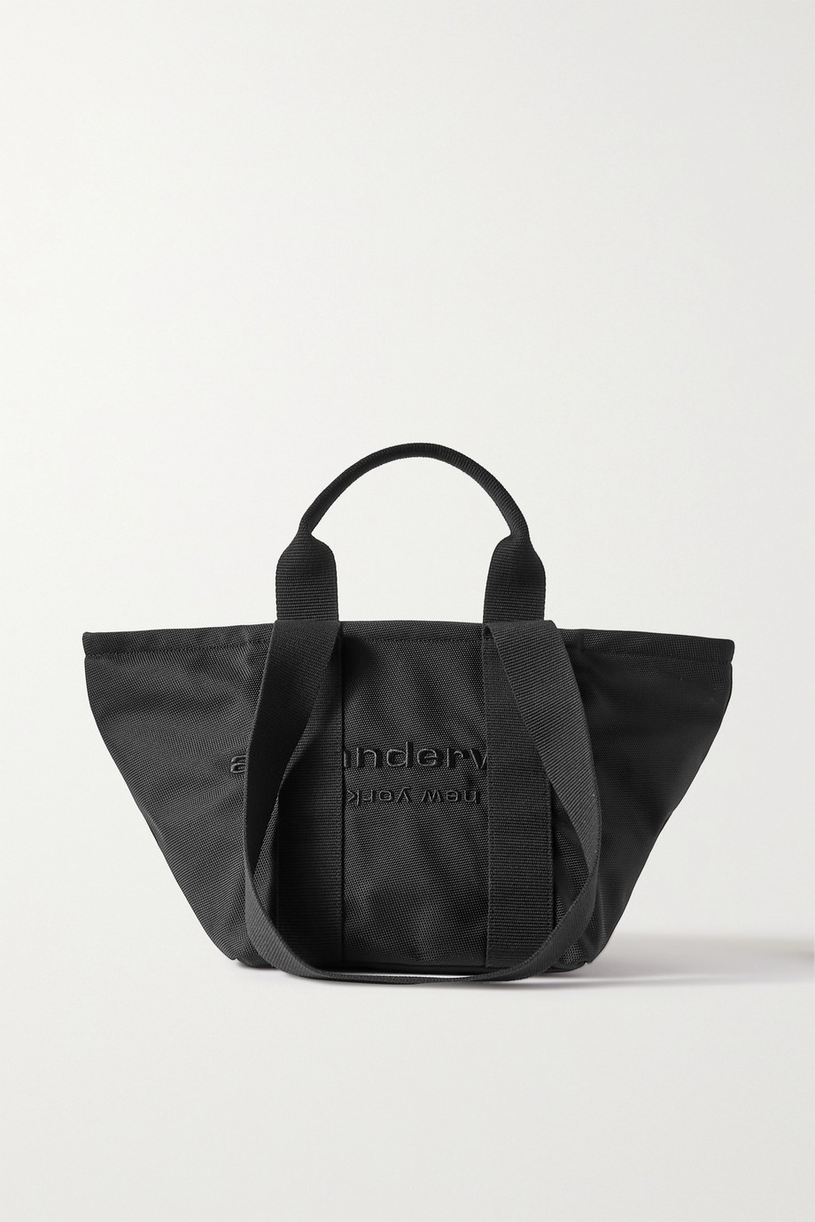 Alexander Wang Primal medium embroidered nylon tote