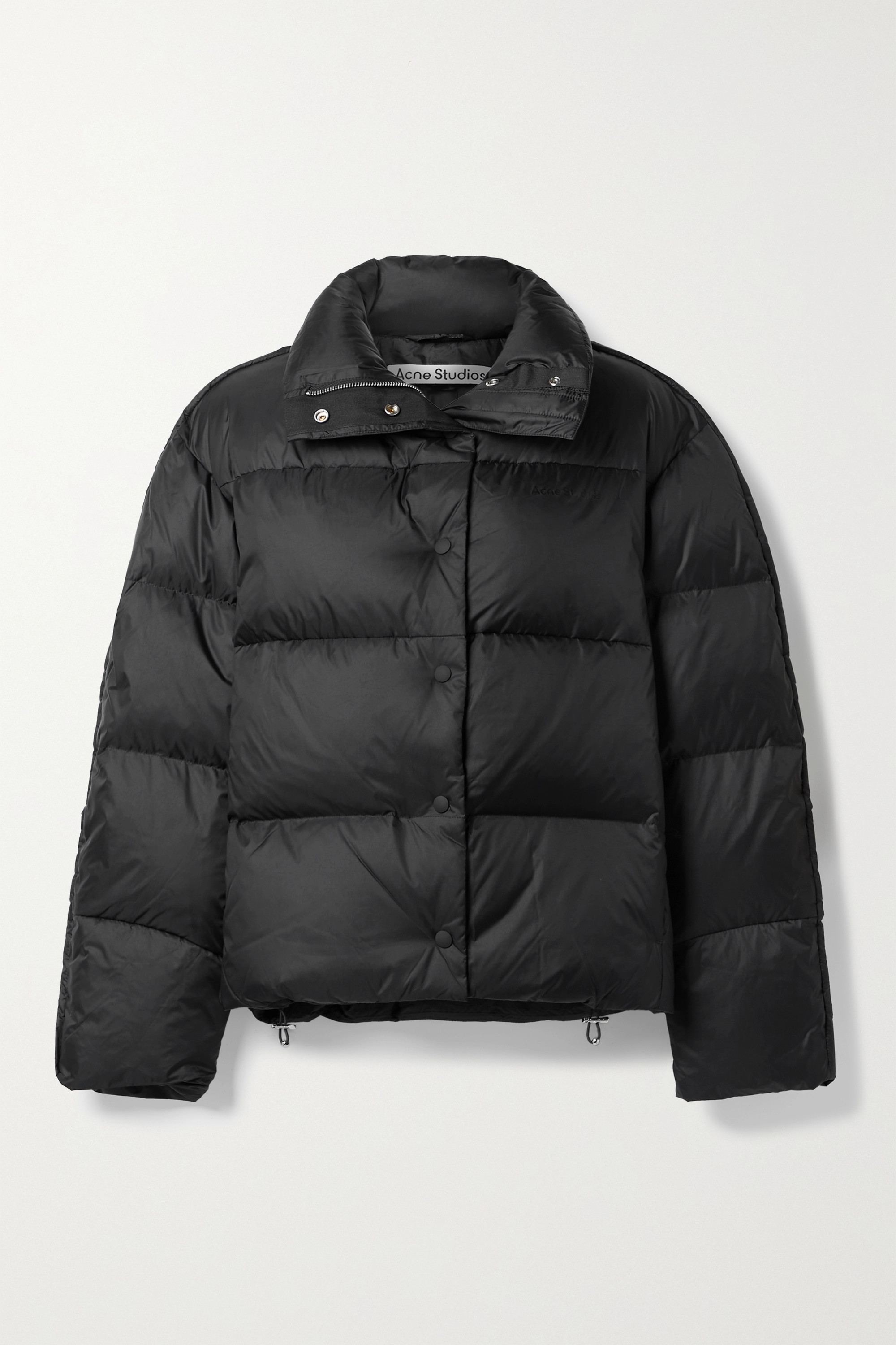 Acne Studios Quilted shell down coat