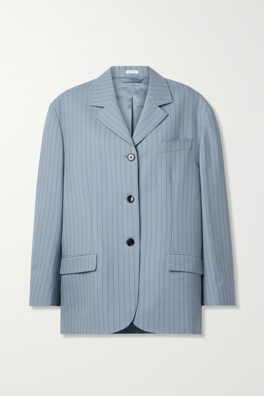 Acne Studios Oversized pinstriped wool blazer