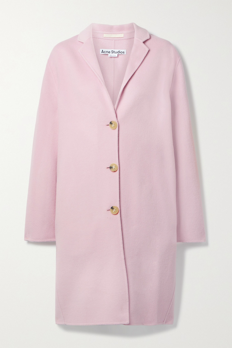 Acne Studios Oversized wool-felt coat