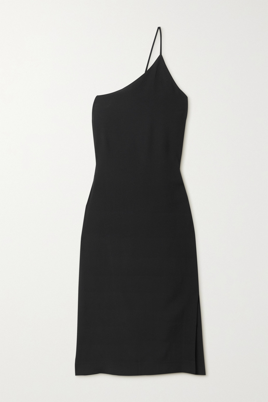 Acne Studios One-shoulder crepe dress