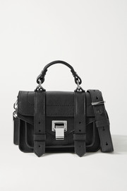 Proenza Schouler PS1 micro leather shoulder bag