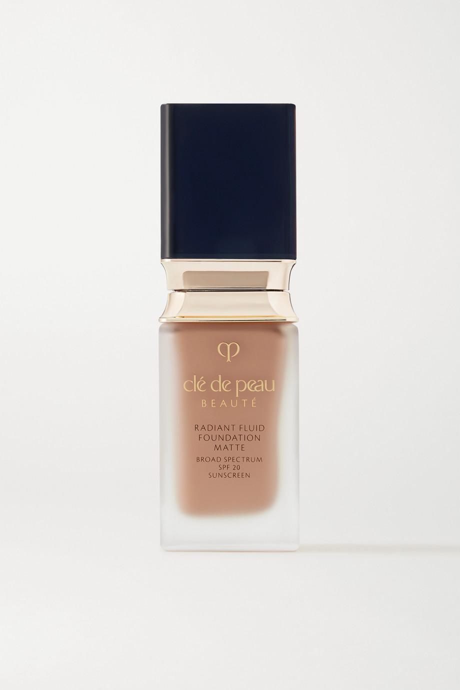 Clé de Peau Beauté Radiant Fluid Matte Foundation SPF20 - O10, 35ml