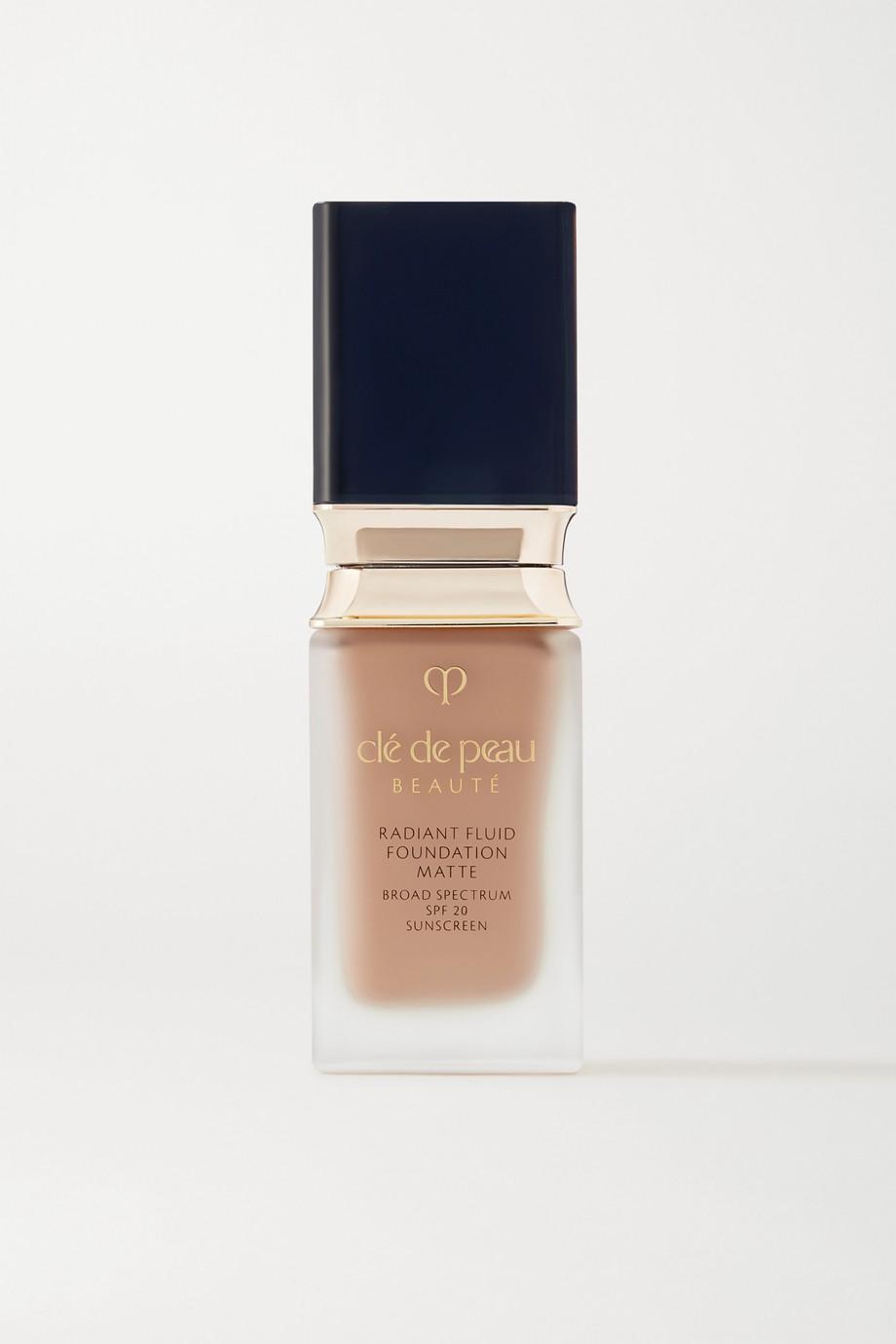 Clé de Peau Beauté Radiant Fluid Matte Foundation SPF20 - B20, 35ml