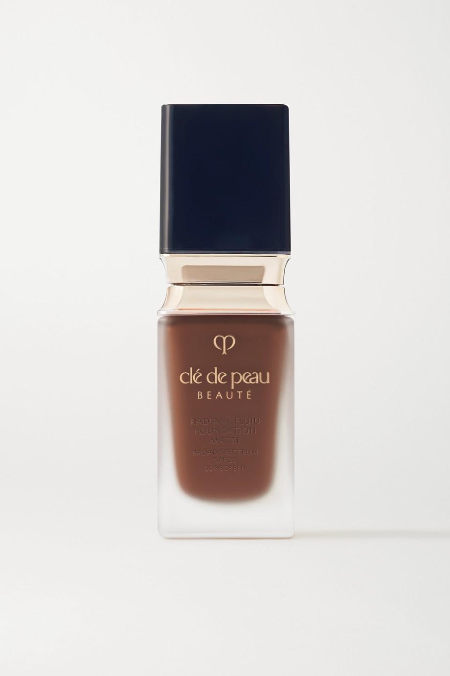 Clé de Peau Beauté Radiant Fluid Matte Foundation SPF20 - B100, 35ml