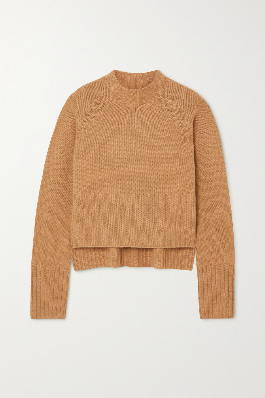 REJINA PYO + NET SUSTAIN Erin cashmere and wool-blend sweater