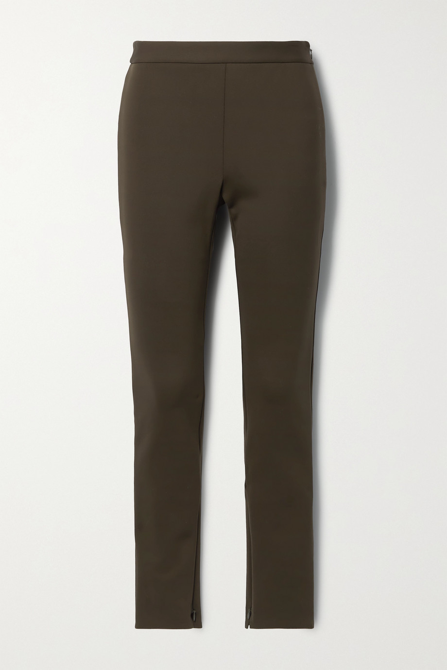 Theory Stretch-jersey skinny pants