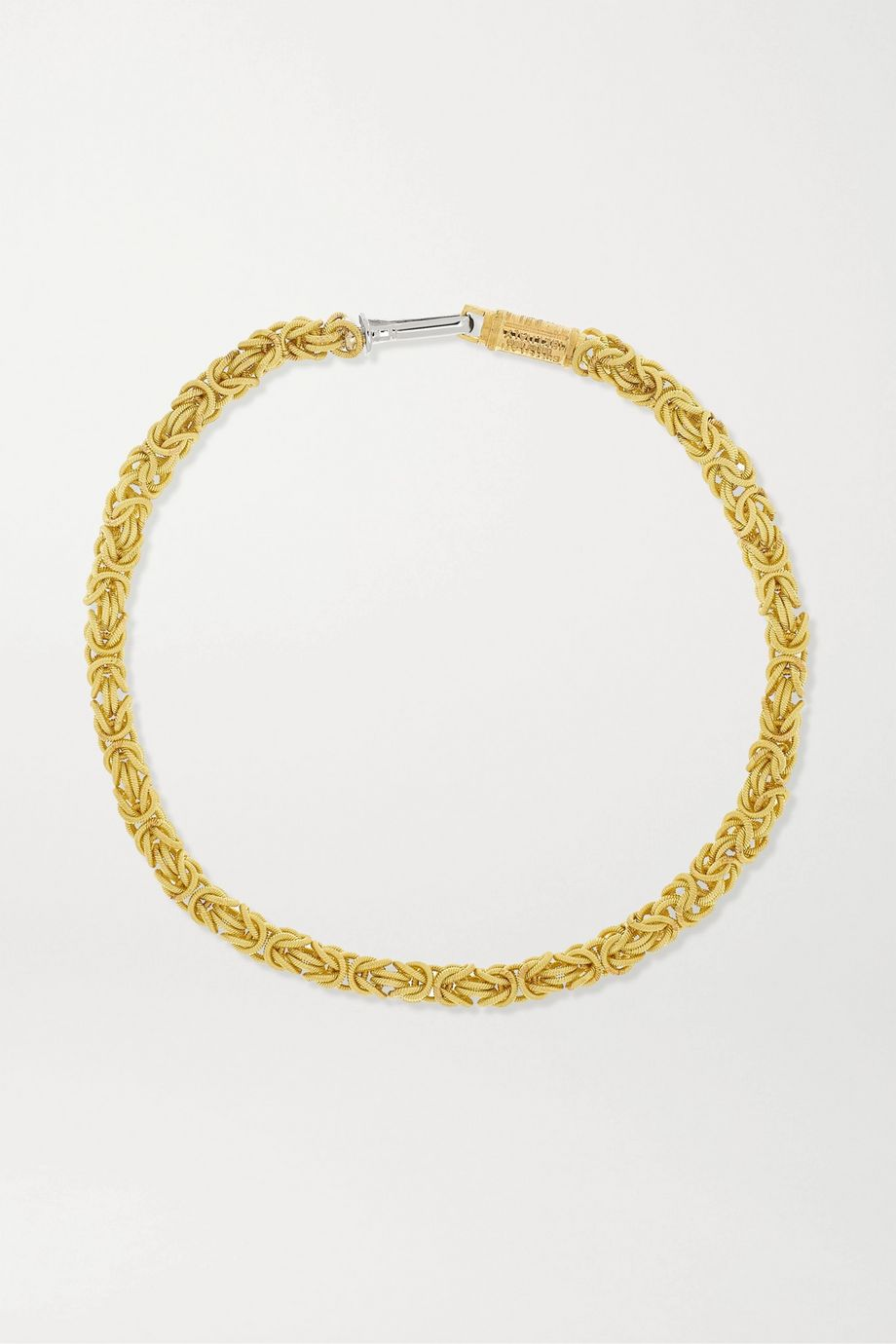 Buccellati Reale 18K 黄金手链