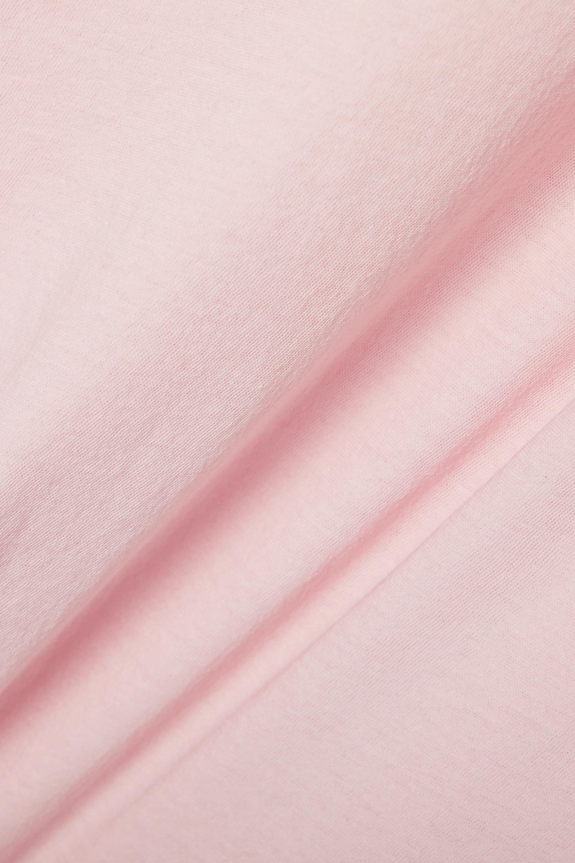 Skin + NET SUSTAIN Gavrielle Oberteil aus Bio-Pima-Baumwoll-Jersey