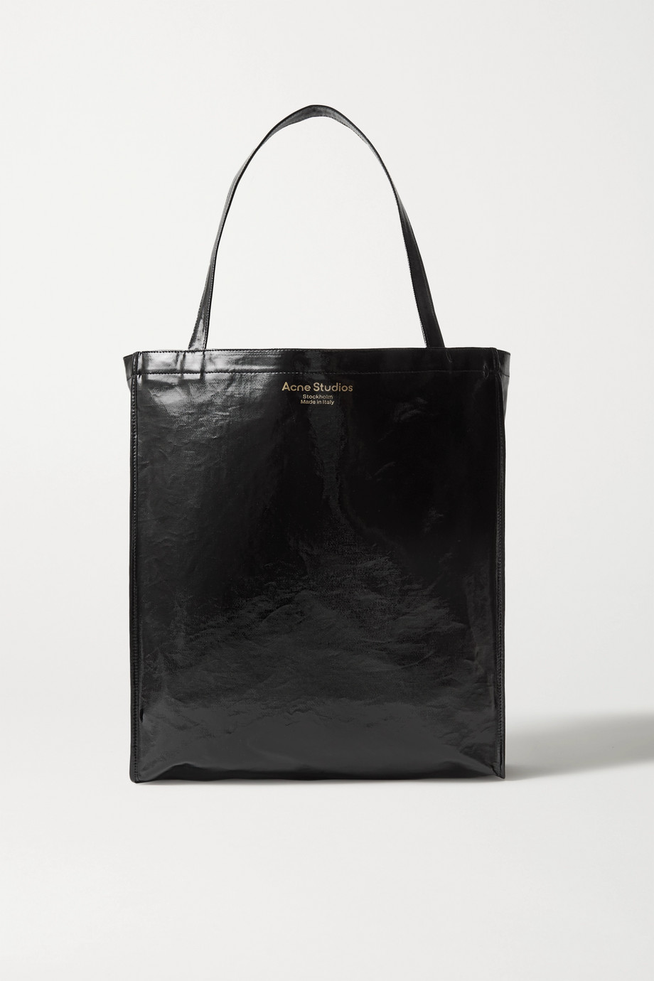 Acne Studios Coated-twill tote