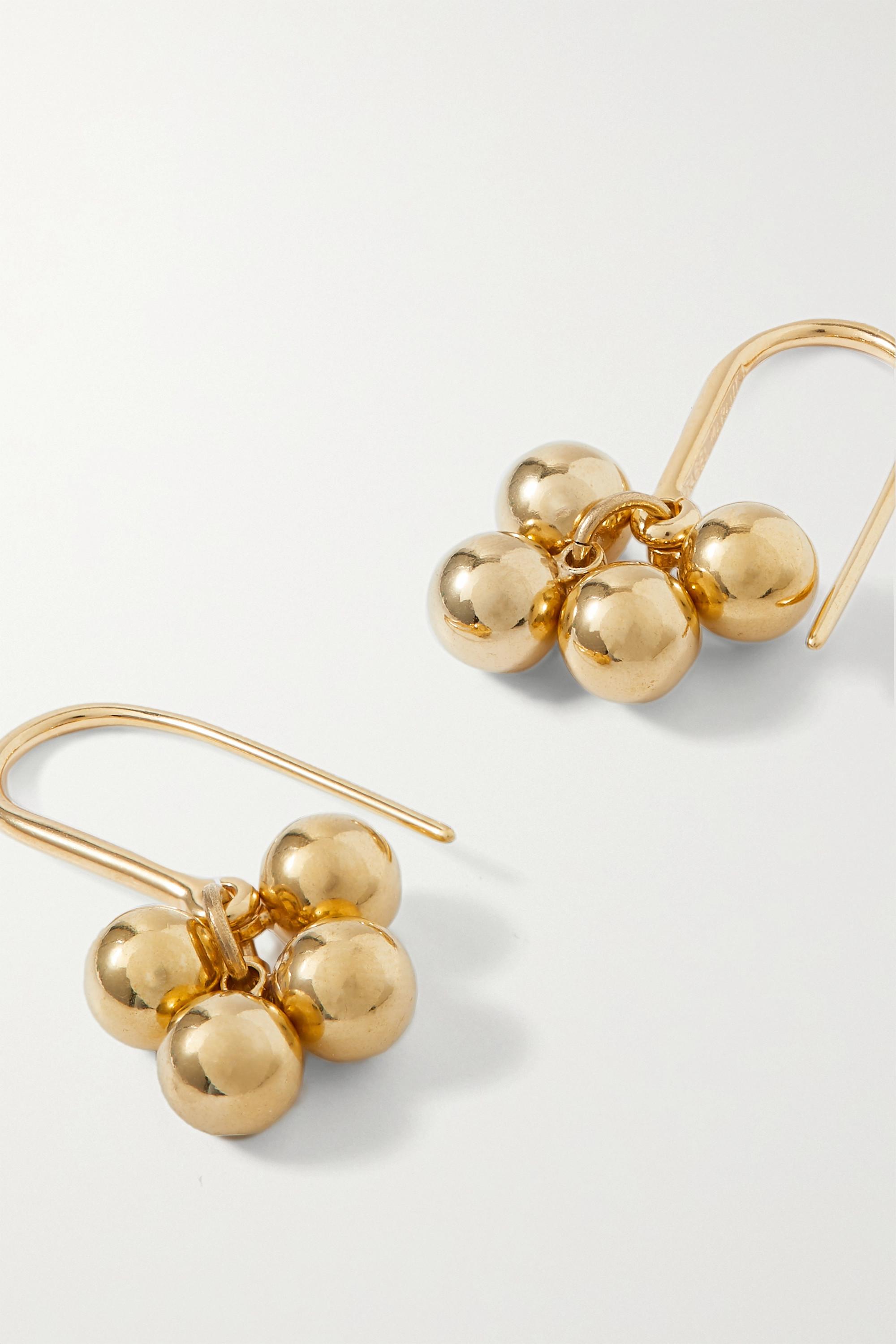 Isabel Marant Gold-tone earrings