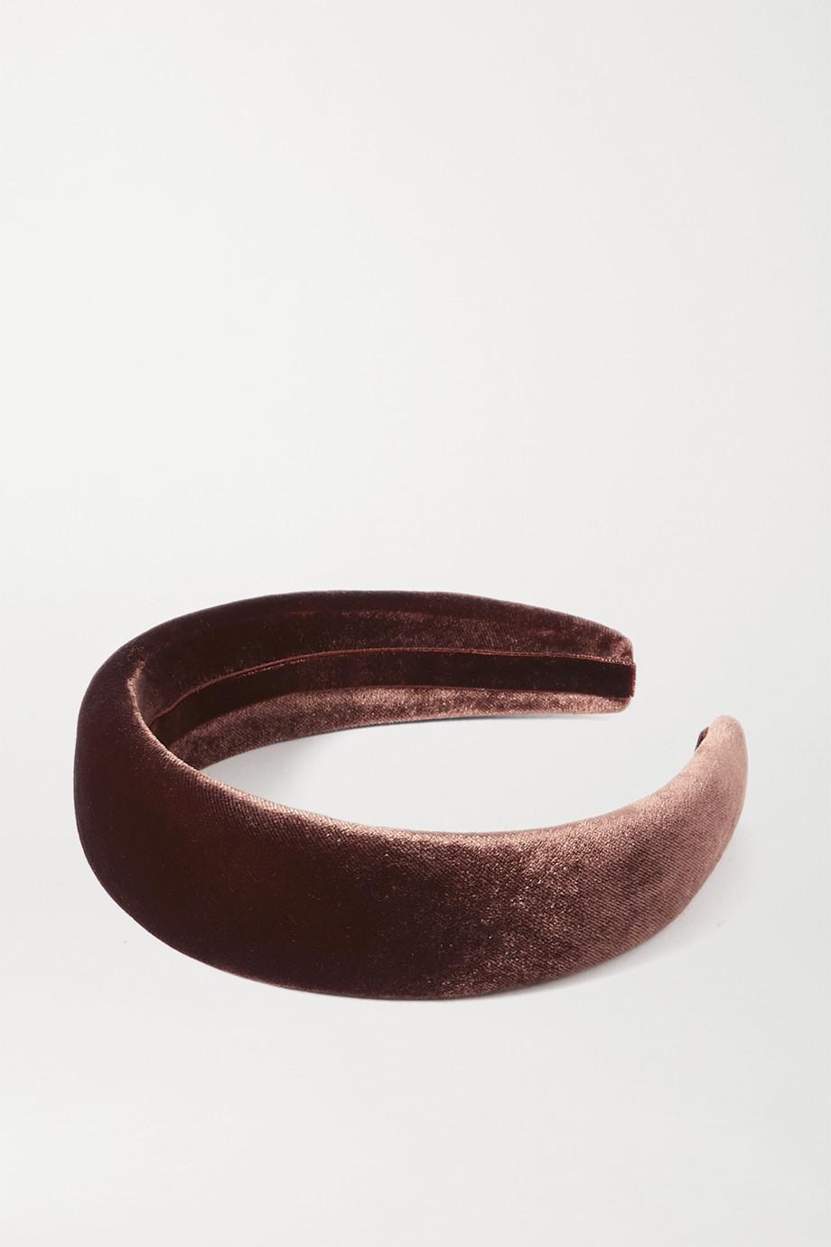 Sophie Buhai Velvet headband