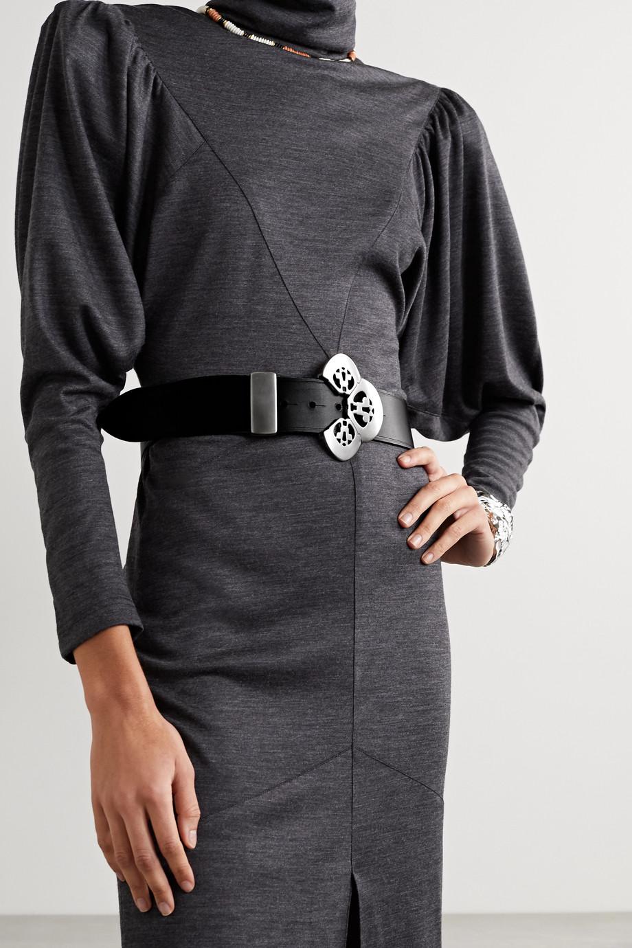 Isabel Marant Adaria leather belt