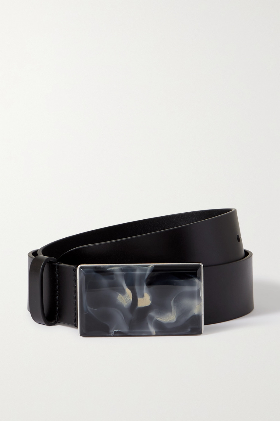 Isabel Marant Luponi leather waist belt