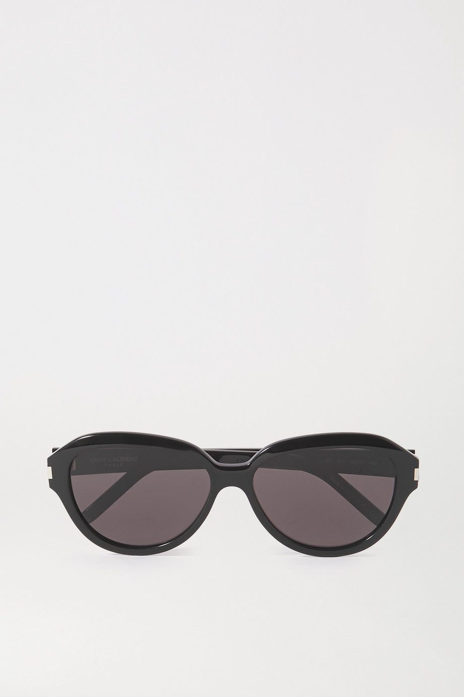 SAINT LAURENT Sonnenbrille mit rundem Rahmen aus Azetat