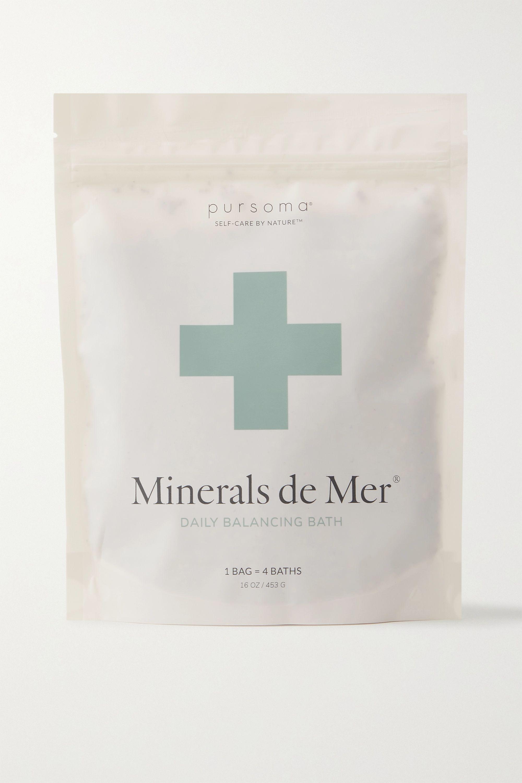 Pursoma 海洋矿物浴盐,113g