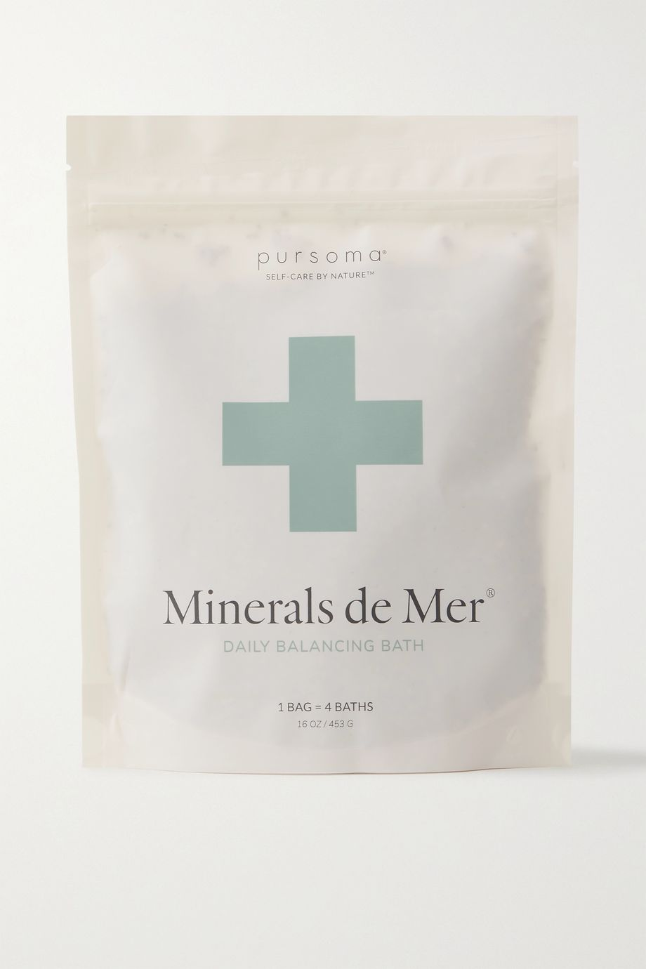 Pursoma Sels pour le bain Minerals de Mer, 113 g