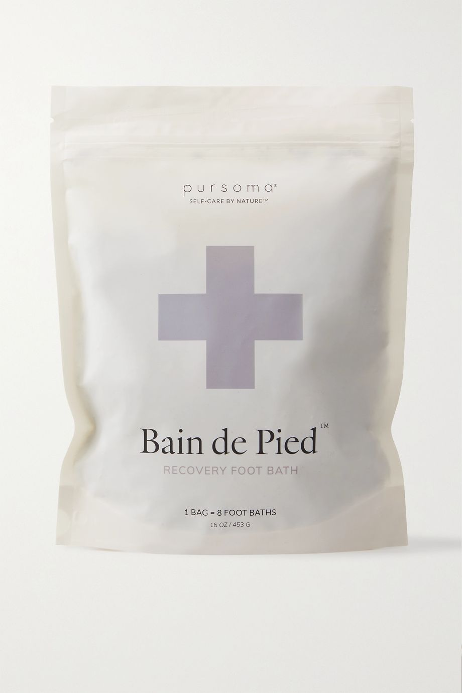 Pursoma Bain de Pied Recovery Foot Soak, 57 g – Fußbad