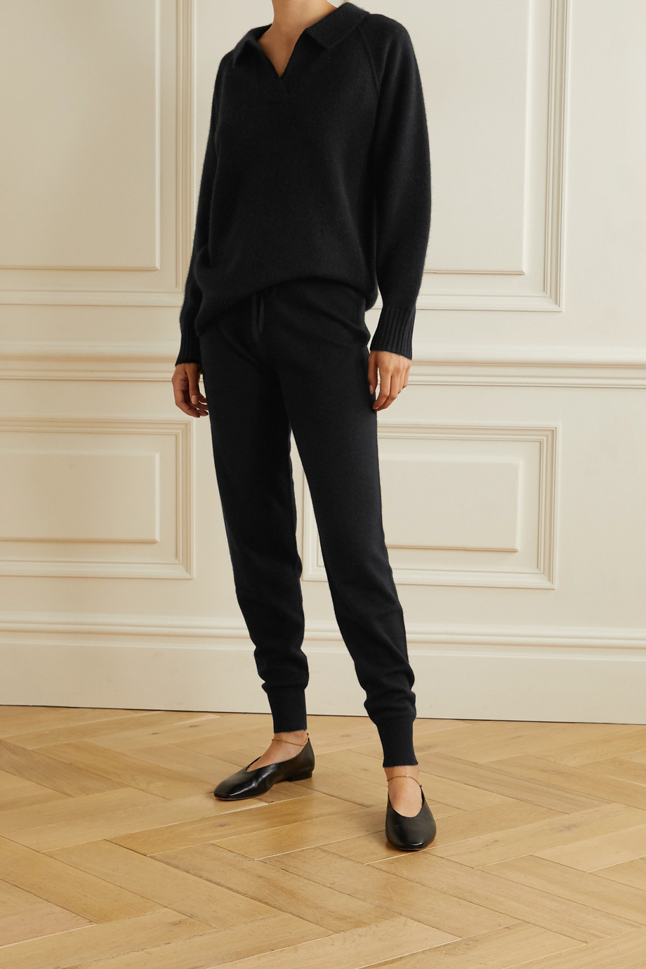 Madeleine Thompson Jodie cashmere sweater