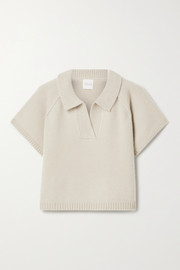 Madeleine Thompson Ryan cropped cashmere sweater