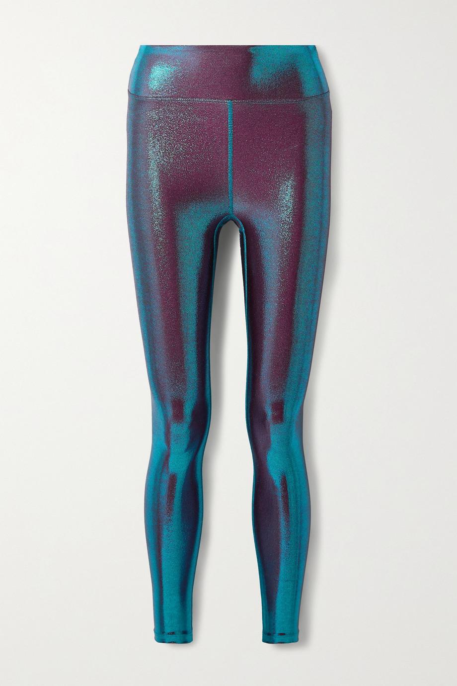 Heroine Sport Marvel iridescent stretch leggings
