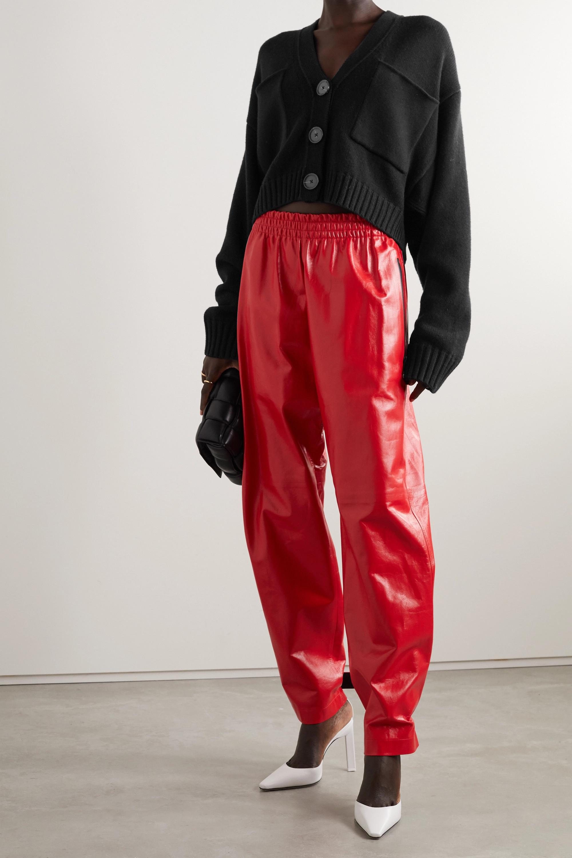 Proenza Schouler Cropped cashmere cardigan