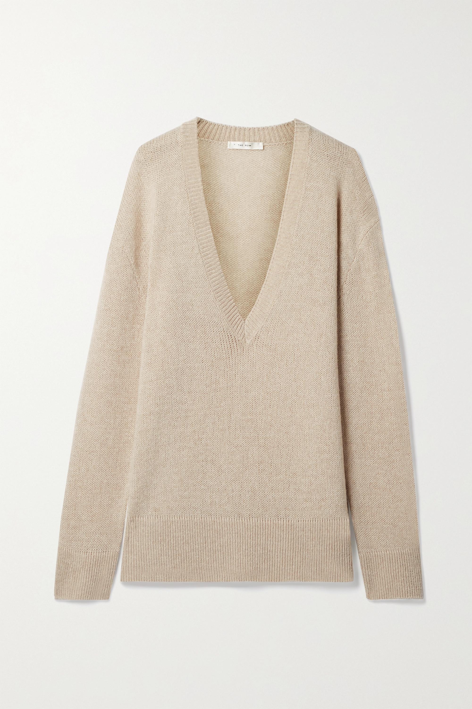 The Row Baudelia oversized cashmere sweater