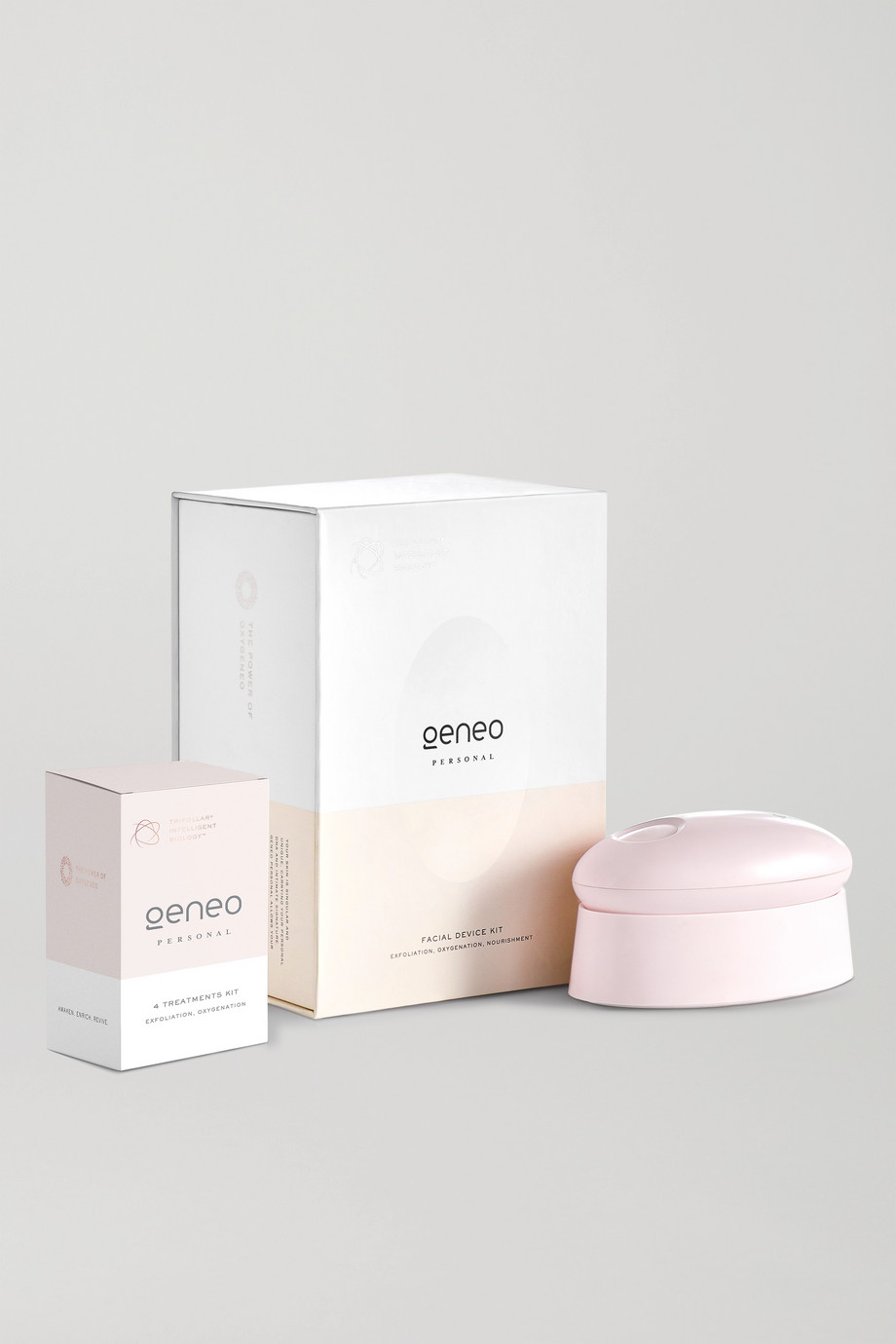 TriPollar Geneo Personal Facial Device Kit - Pink