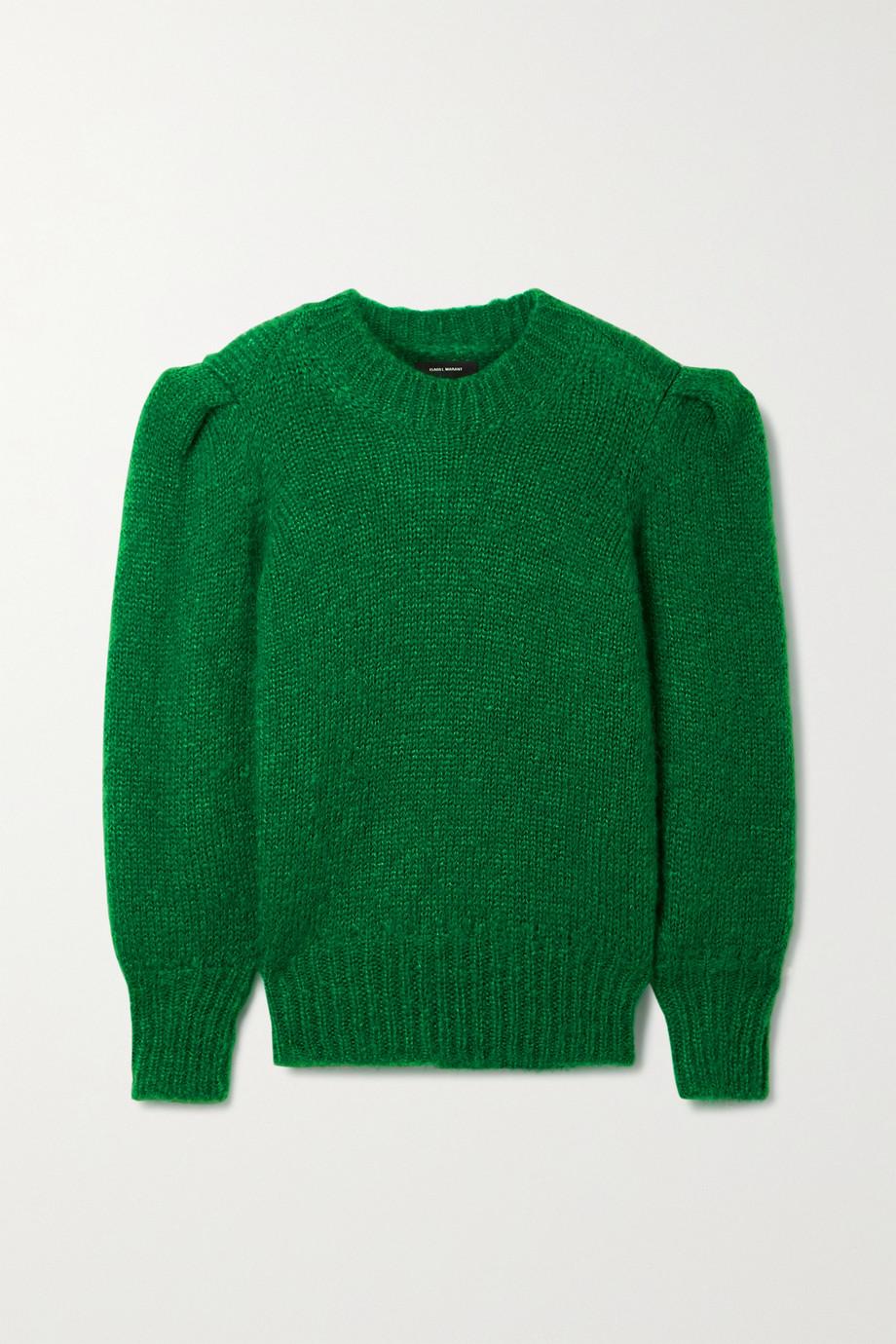 Isabel Marant Emma mohair-blend sweater