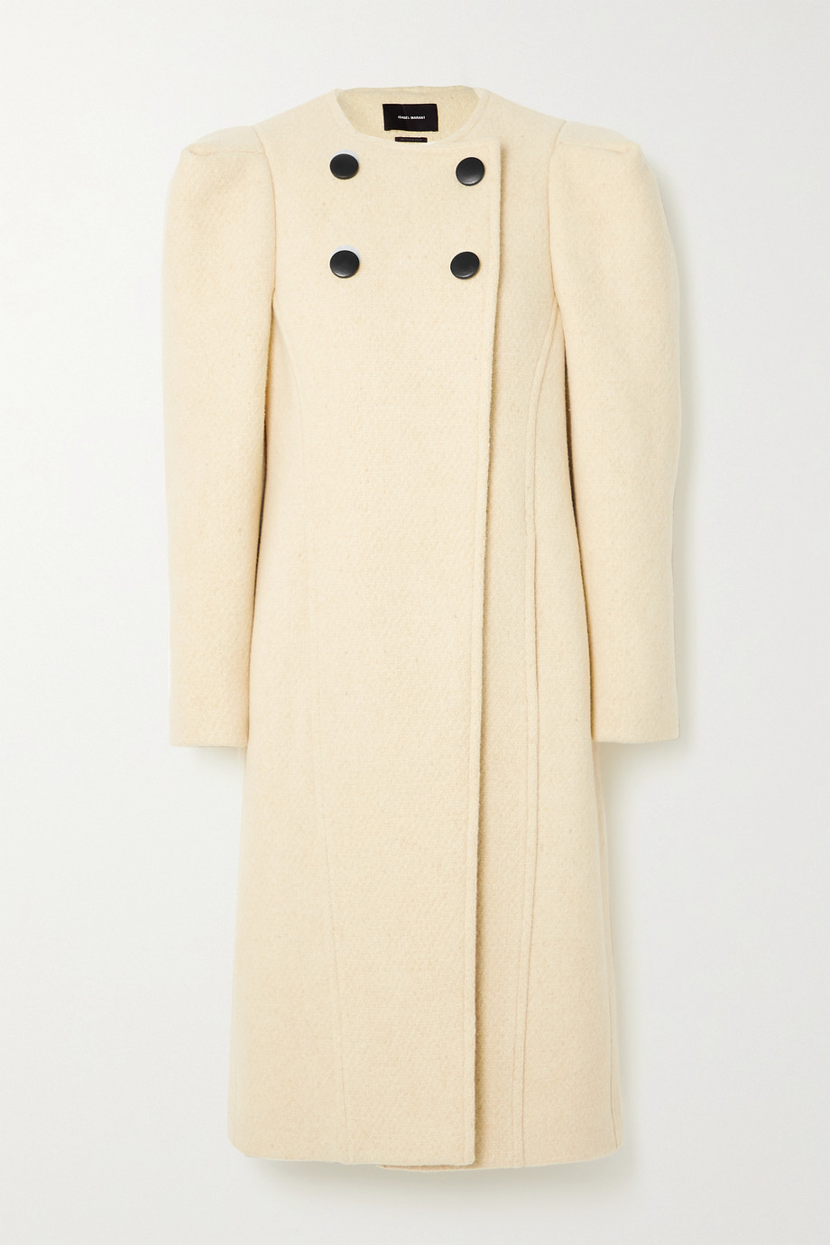Isabel Marant Fezio double-breasted wool-blend coat