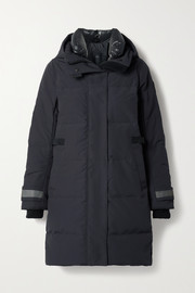 Canada Goose Bennett hooded quilted shell down parka